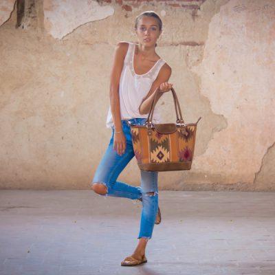 Ethno Shoppers, Tote Bags & Weekenders