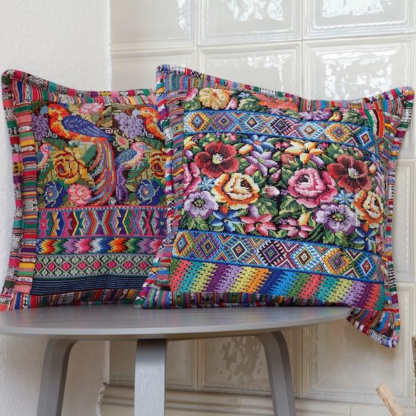 Pillow Huipil