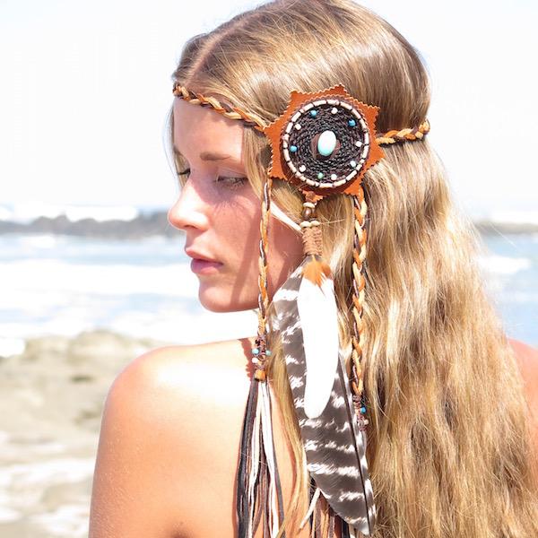 Tribal Headband / Necklace