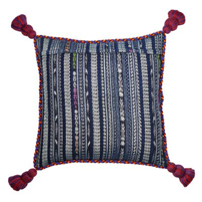 MARYSAL Pillow 4 Pompones 1 RS