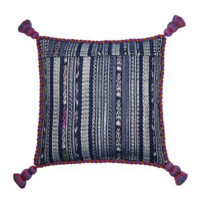 MARYSAL Pillow 4 Pompones 3 RS