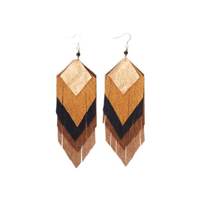 Marysal_Earrings Fringes 1
