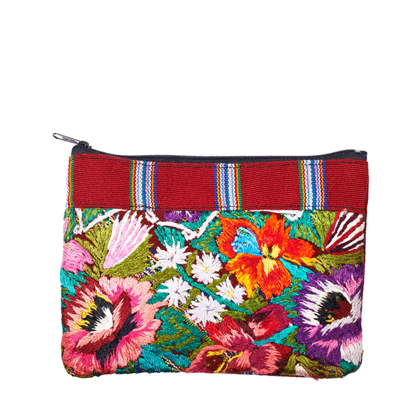 Cosmetic Bag Huipil | Bag in Bag | MARYSAL | marysal-shop.com