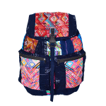 Ethno Style Backpack | Blue Maya| MARYSAL