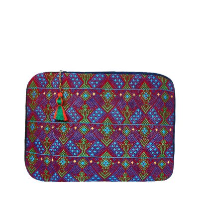 Boho Laptop Case | Aztec | MARYSAL