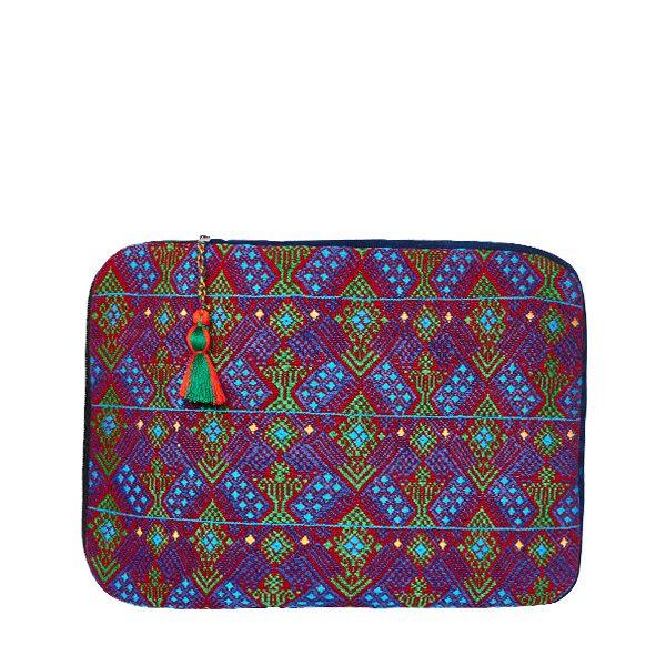Boho Laptop Case | Aztec | MARYSAL