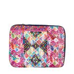 Boho Laptop Case | Pink Ikat | MARYSAL