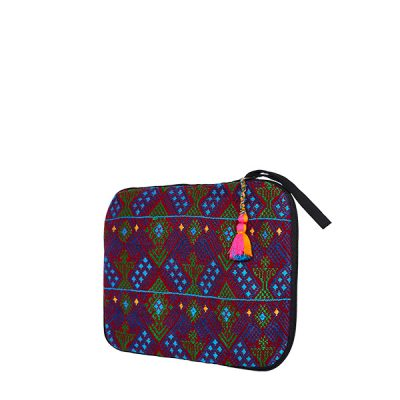 Ipad Case Ipad Bag Ipadtasche Ipadhülle Ipad Hülleweinrot blau grün red blue green