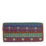 Boho Clutch Bag | Paisley | MARYSAL