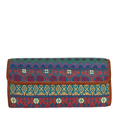 Boho Clutch Bag | Paisley | MARYSAL