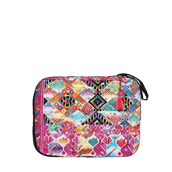 Boho iPad Case | Pink Ikat | MARYSAL