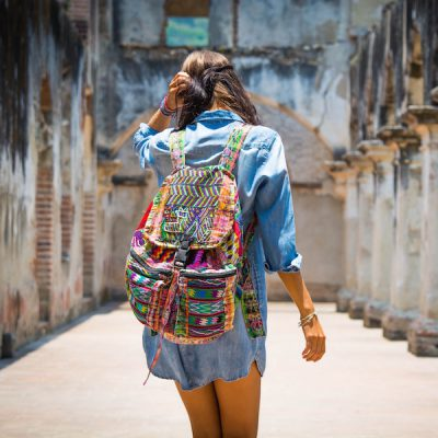 Ethno Style Backpack