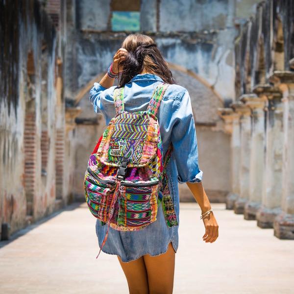 Backpacks Patchwork