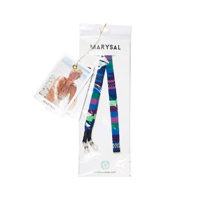 MARYSAL Sunglass Straps blue green
