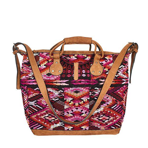 MARYSAL Weekender Bag red