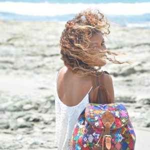 Marysal Backpack Huipil