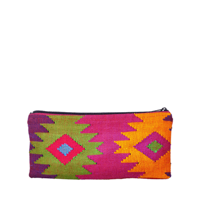 Cosmetic Bag Comalapa | Bag in Bag | Ikat | marysal-shop.com