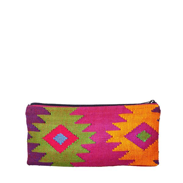 Cosmetic Bag Comalapa | Bag in Bag | Ikat | marysal-shop.com