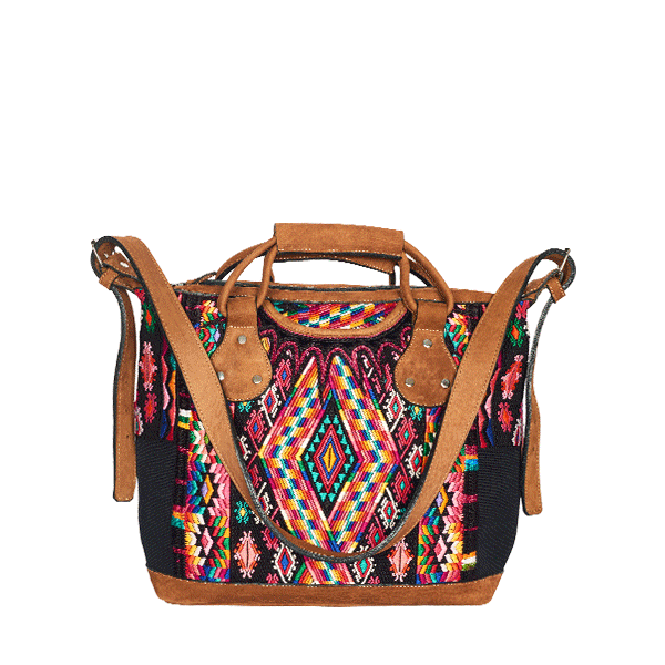 MARYSAL Weekender_small_schwarz Missoni Pattern