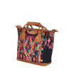 MARYSAL Weekender_small_schwarz Missoni Pattern side