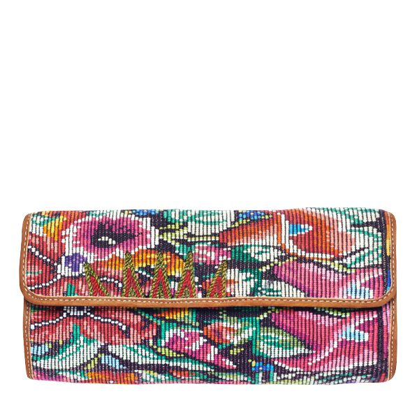 Boho Clutch Bag | Flower Power | MARYSAL