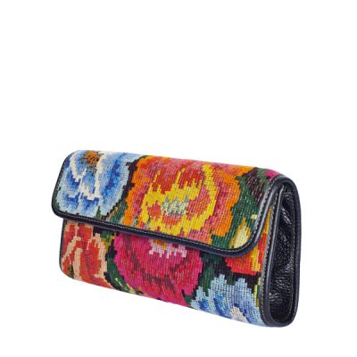 Boho Clutch Bag | Flower | MARYSAL