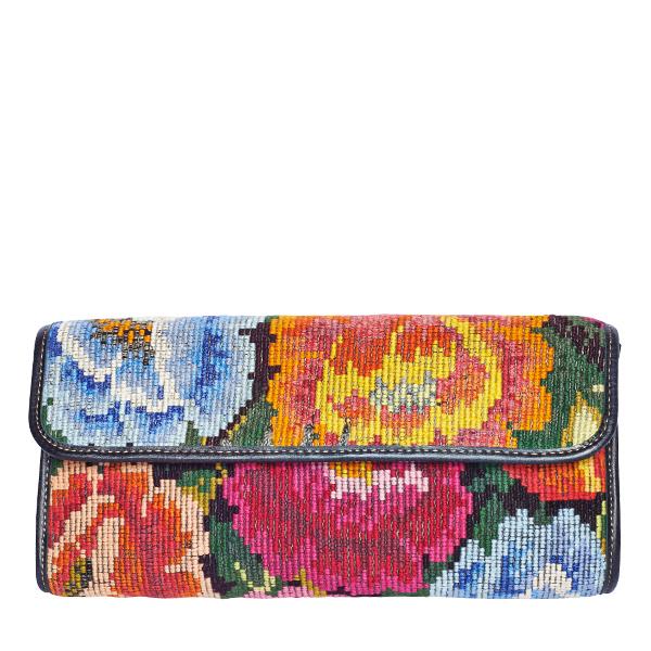 Boho Clutch Bag | Flower | MARYSAL