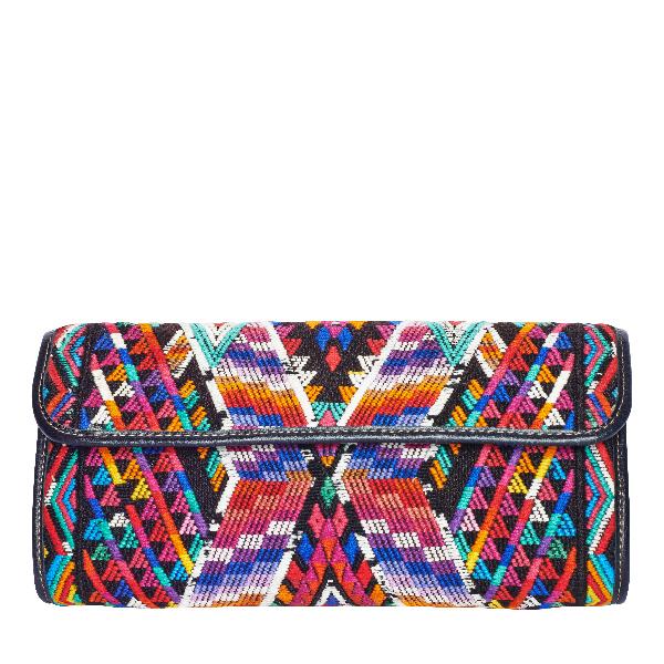 Boho Clutch Bag | Aztec | MARYSAL