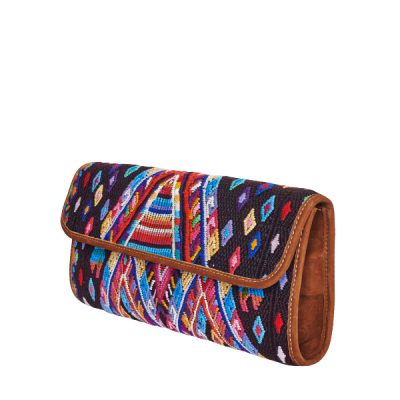 Boho Clutch Bag | Diamond | MARYSAL