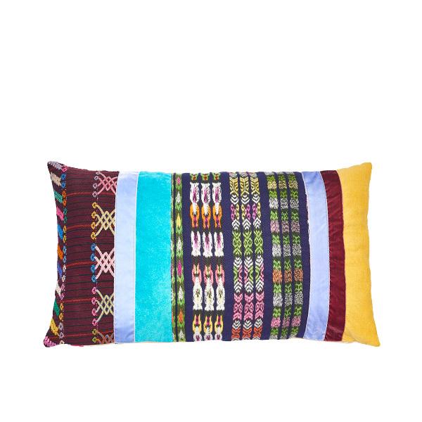 Marysal Boho Lumbar Pillow Vintage