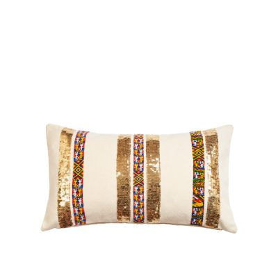 Marysal Glitter Sparkling Sequin Pillow Paillettenkissen