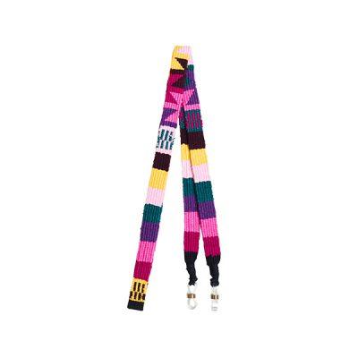 Sunglass straps pink